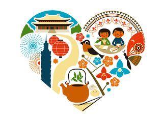 Taiwan: 8 Millionen Besucher im Jahr 2013