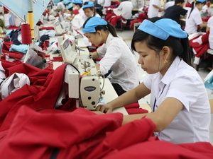 Vietnam: Textilindustrie auf dem Vormarsch