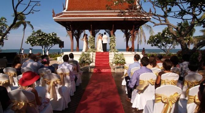Heiraten an den herrlichsten Urlaubsorten