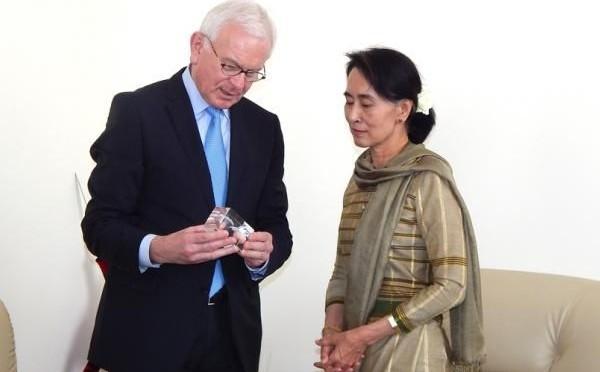 Konrad-Adenauer-Stiftung eröffnet Büro in Myanmar