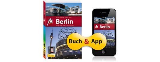 ITB: Müller-Verlag bietet kostenfreie Berlin-App an