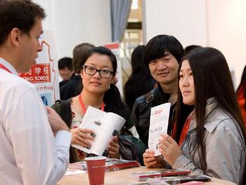 Zahl deutscher Studenten in China steigt auf Allzeit-Hoch