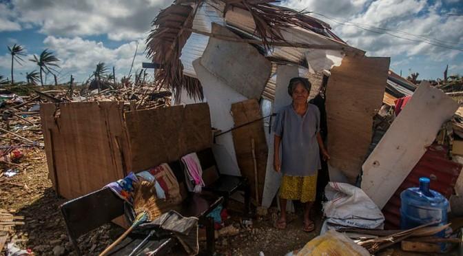 """Caritas: Philippinen brauchen nach """"Haiyan"""" weiterhin Hilfe"""
