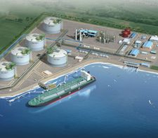 Singapur plant zweites Flüssiggas-Terminal