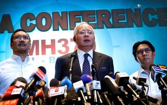 Malaysia Airlines: Was passierte an Bord von Flug MH370 ?