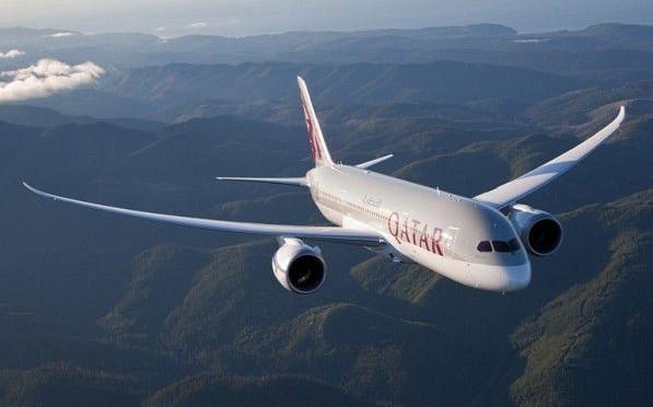Qatar Airways bangt um Überflugrechte im Nahen Osten
