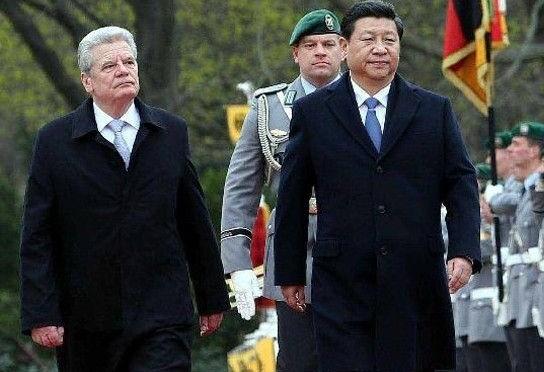 China will engere Beziehungen zu Deutschland