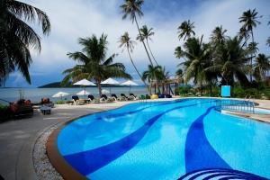 Traumurlaub auf Samui: Centra Coconut Beach Resort Samui