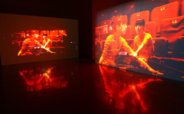 Wowereit eröffnet deutsch-chinesische Ausstellung