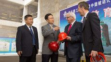 Energieeffizientes Bauen: Deutsch-chinesische Kooperation