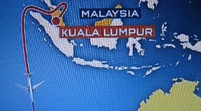 MH370: Falsche Signale aus dem Meer empfangen ?