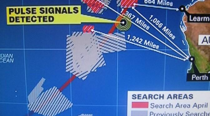 Suche nach MH370 nur noch unter Wasser