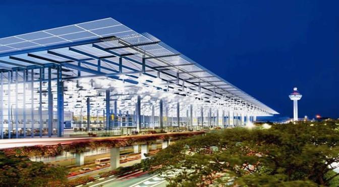 Singapur Changi: Der beste Flughafen der Welt