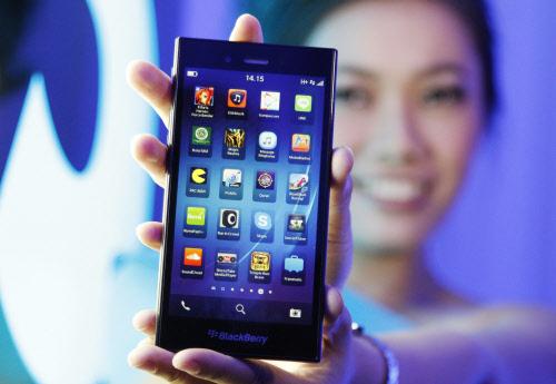 Blackberry kämpft mit Billig-Smartphone um seine Zukunft