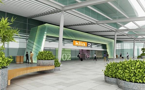 Neues Terminal für Billig Airlines in Kuala Lumpur