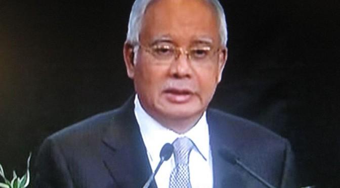 Malaysias Ex-Regierungschef Razak unter Anklage