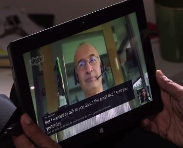Skype möchte Sprachbarrieren einreißen