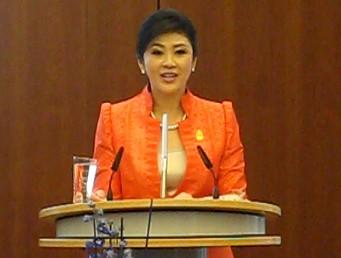 Thailand: Ministerpräsidentin Yingluck Shinawatra abgesetzt