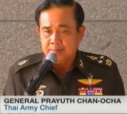 Thailand: Armee übernimmt die Kontrolle