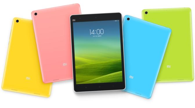 Xiaomi greift im Tablet-Markt an
