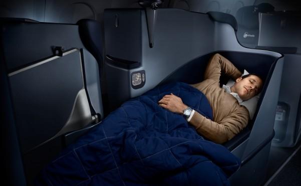 airberlin mit FullFlat-Sitzen auf jedem Business Class-Flug