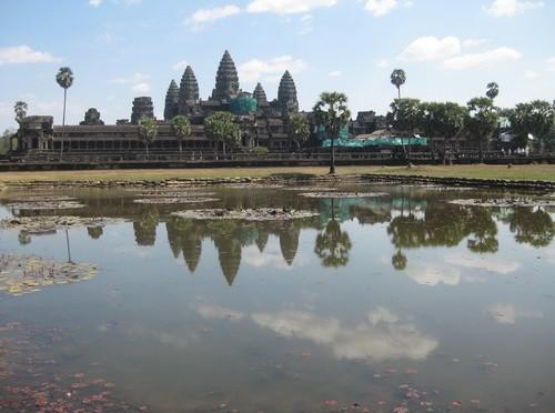 Angkor Wat: Verborgene Zeichnungen entdeckt