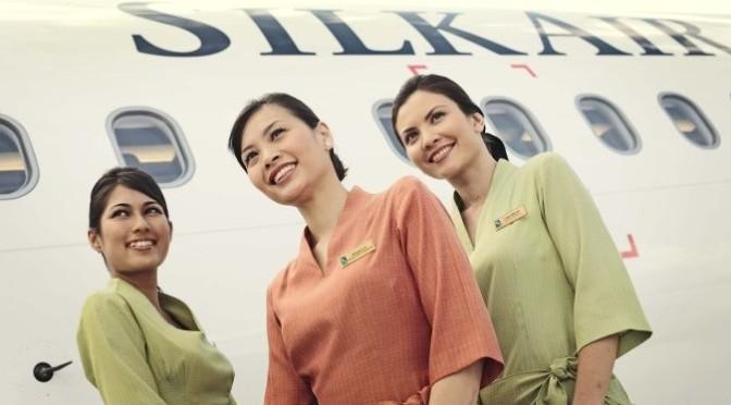 SilkAir fliegt von Singapur nach Mandalay