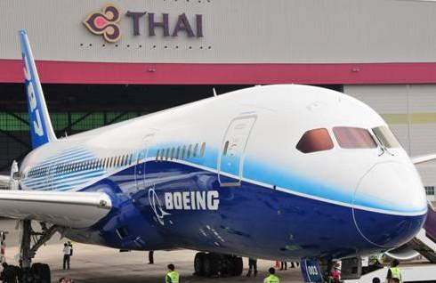 """Thai Airways fliegt künftig mit dem """"Dreamliner"""""""