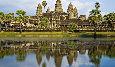 Angkor Wat – Das versunkene Herz Kambodschas