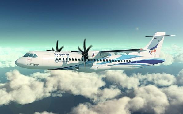 Bangkok Airways ordert weitere ATR 72-600