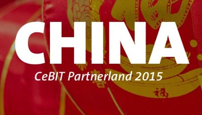 China wird CeBIT-Partnerland 2015