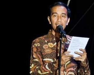 Indonesien: Joko Widodo mit 53 Prozent zum Sieger erklärt