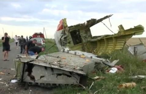 MH17: Flugunfallermittler untersuchen Absturzursache