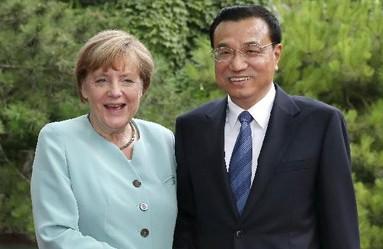Merkel startet siebte China-Reise