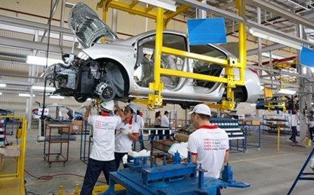 Vietnams Fahrzeugmarkt wuchs 20 Prozent