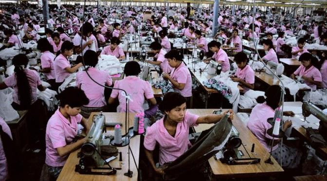 Myanmar: Mehr Nachhaltigkeit für Textil und Bekleidung