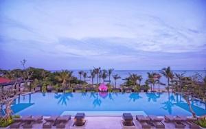 Fairmont Sanur Beach Bali_Aussicht
