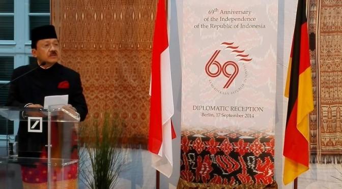 Indonesische Unabhängigkeitsfeier