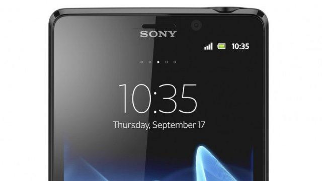 Sony: Hohe Verluste im Smartphone-Geschäft