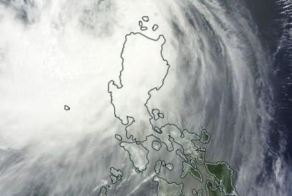 Philippinen kämpfen mit den Naturgewalten