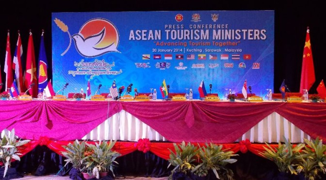 """VISIT MALAYSIA 2014"": Zu Gast im Bundesstaat Sarawak"
