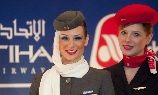 Air Berlin droht Entzug der Flug-Partnerschaft mit Etihad