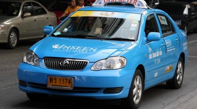 Bangkok: Taxifahren wird teurer