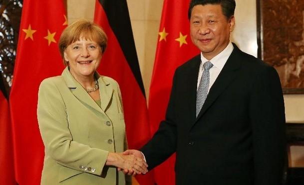 Wirtschaftskonferenz Berlin-China am 24. November