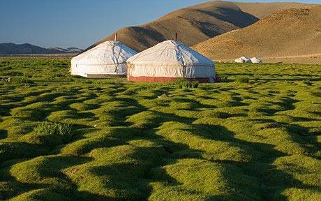 Mongolei: Offizielles Partnerland ITB Berlin 2015