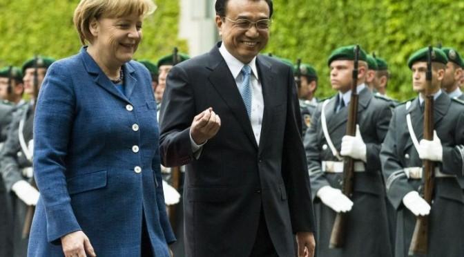 China: Über 500 Unternehmer auf Partnersuche
