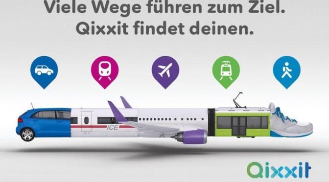 Qixxit: Best Travel Industry App auf Platz zwei