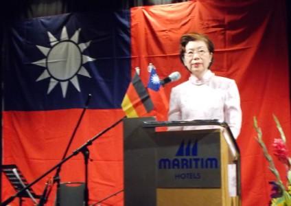 Taiwan: Leben in Frieden, Demokratie und Wohlstand
