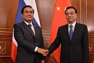 Thailand-China talks