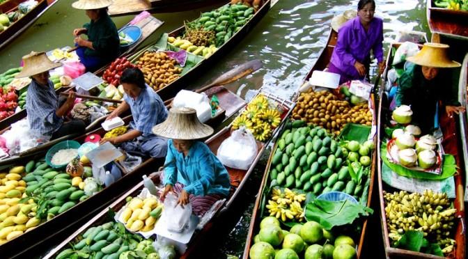 Phuket: Schwimmende Märkte sollen den Tourismus ankurbeln